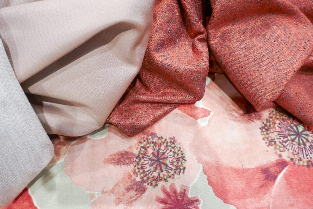 interiør tekstiler