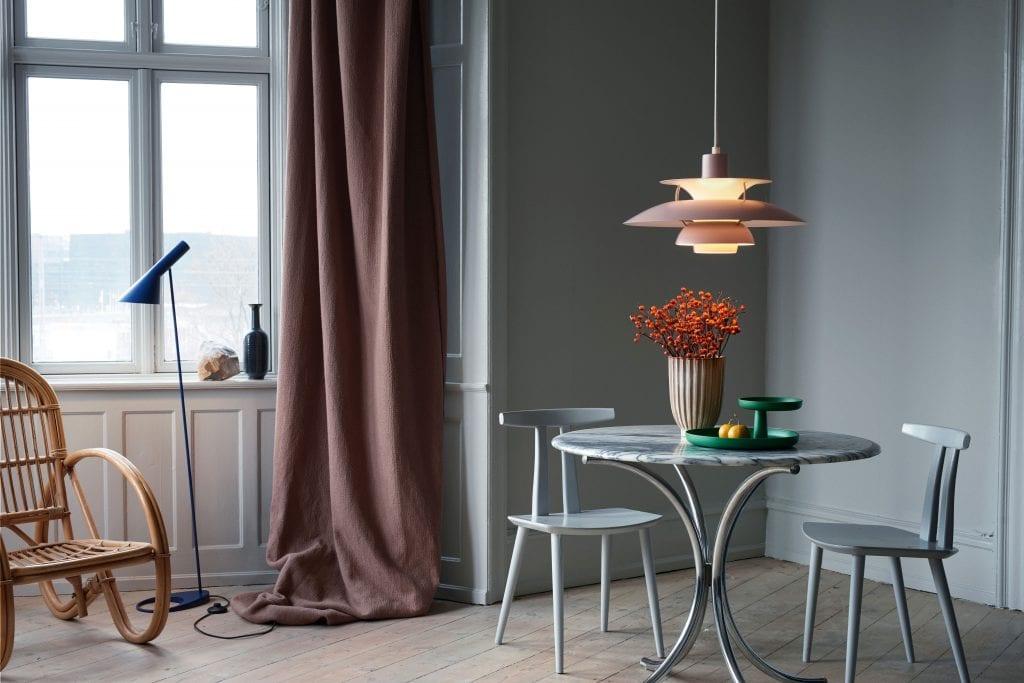 PH 5 kjøkkenlampe