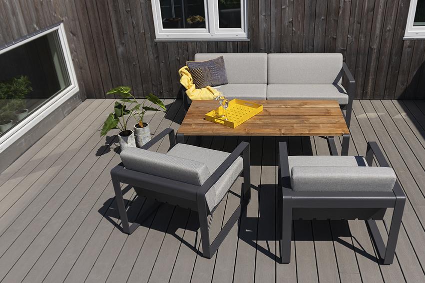 utendørs møbler